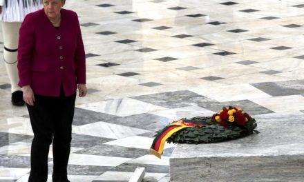 Στις 29 Οκτωβρίου η Μέρκελ στην Ελλάδα για το auf wiedersehen