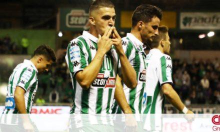 Super League: «Έπιασε» την ΑΕΚ ο Παναθηναϊκός με το 4-1 επί του Ιωνικού