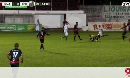 Κατηγορούμενος για απόπειρα ανθρωποκτονίας Βραζιλιάνος ποδοσφαιριστής που κλώτσησε διαιτητή