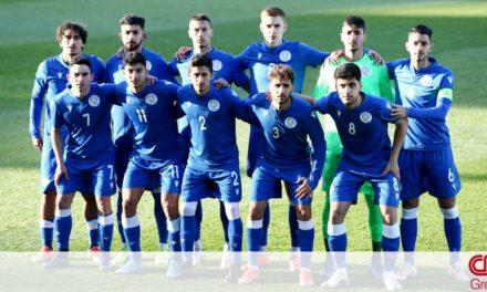 Κορωνοϊός – Εθνική Ελπίδων: Εντοπίστηκαν 13 κρούσματα – Αναβλήθηκε το ματς με την Κύπρο