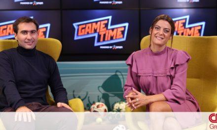 ΟΠΑΠ Game Time: O Ηλίας Κυριακίδης μιλά για το νέο ξεκίνημα της ΑΕΚ με τον Αργύρη Γιαννίκη